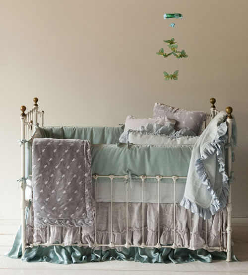 Bella Notte Crib Sheets