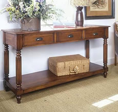 Cottage Furniture Console Tables