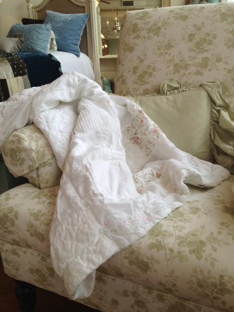 Gwen Baby Blanket Bella Notte Linens