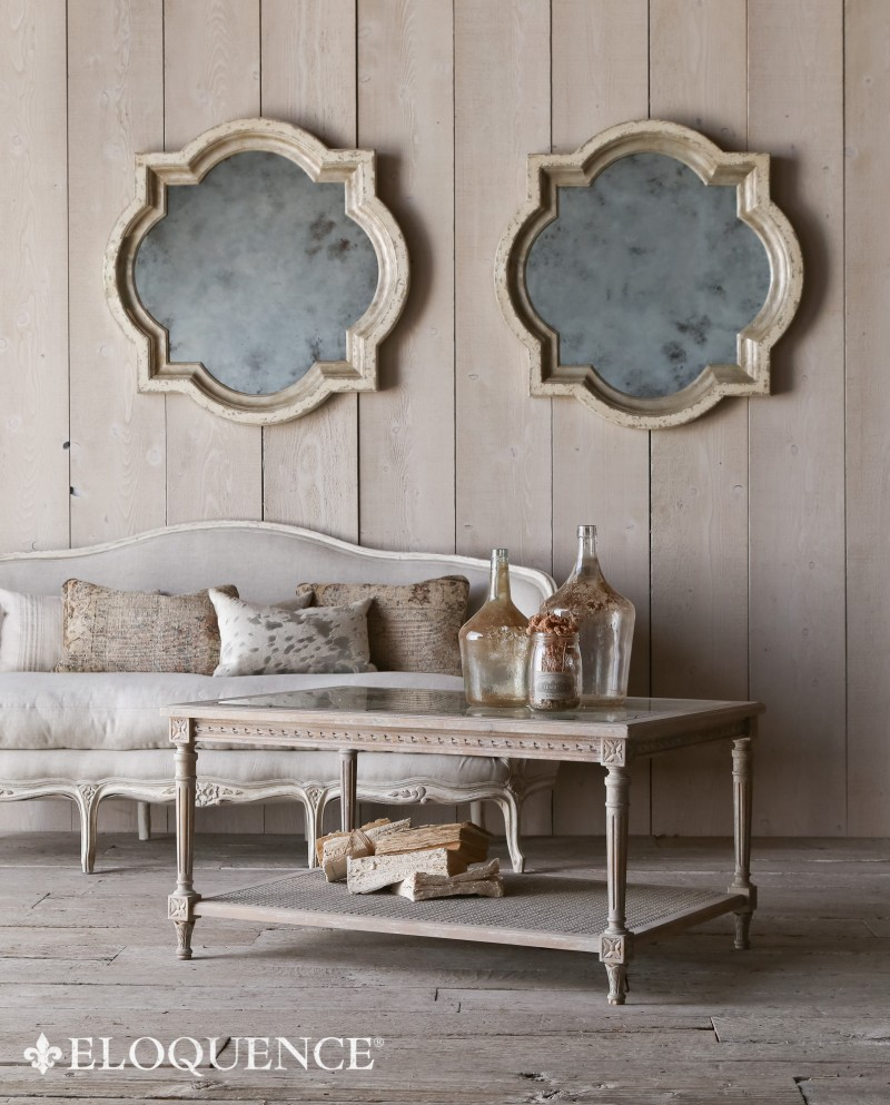Eloquence Le Courte Coffee Table In Beach House Natural