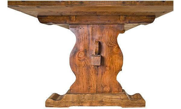 Capistrano Trestle Table