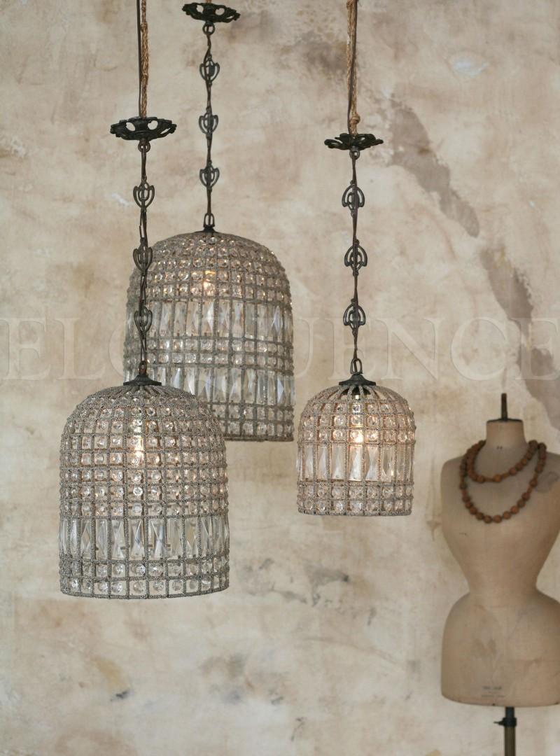 eloquence large birdcage chandelier - Birdcage Chandelier