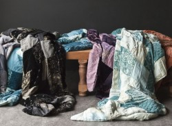Sophia Throw Blanket Bella Notte Linens