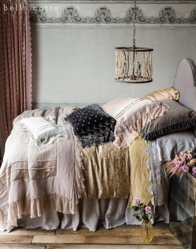 Colette Duvet Cover Bella Notte Linens