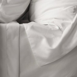 Matteo Home Washed Sateen Fitted Sheet