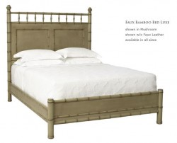 Cottage Furniture West Indies Bamboo Bed Luxe