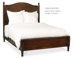 Cottage Furniture Isabella Bed Luxe