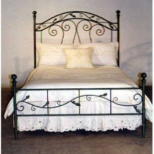 Iron Bed 4