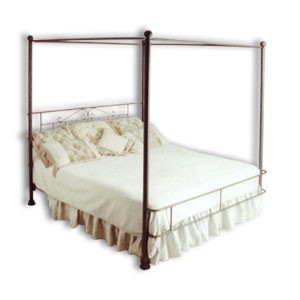 Iron Bed 10