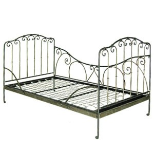 Iron Bed 18