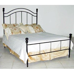 Iron Bed 21