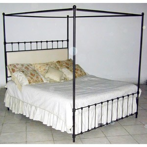 Iron Bed 24