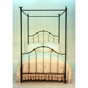 Iron Bed 30