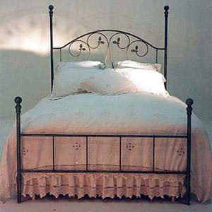 Iron Bed 31