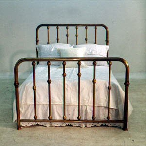 Iron Bed 35