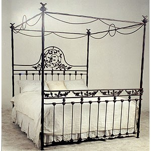Iron Bed 36