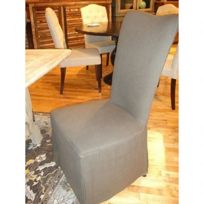 Hudson Curved Back Dining Chair