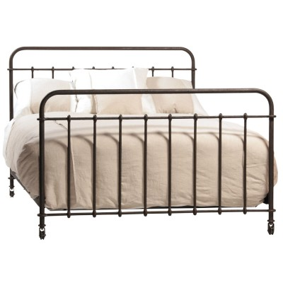 Baldwin Iron Bed