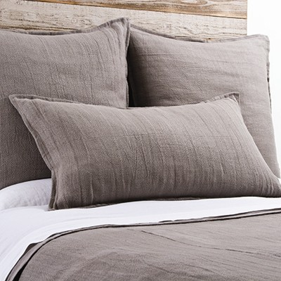 Pom Pom at Home Montauk Duvets, Grey Stone
