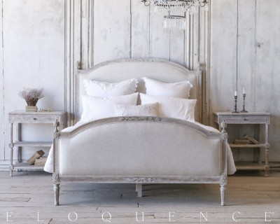 Eloquence® Dauphine Queen Bed in Beach House Natural