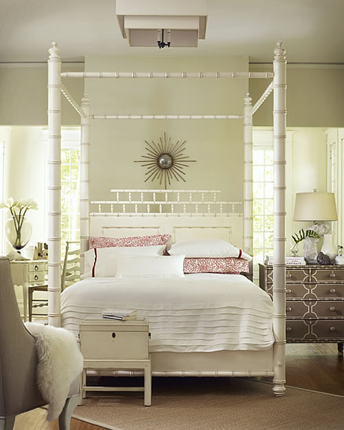 Cottage Chic Beds