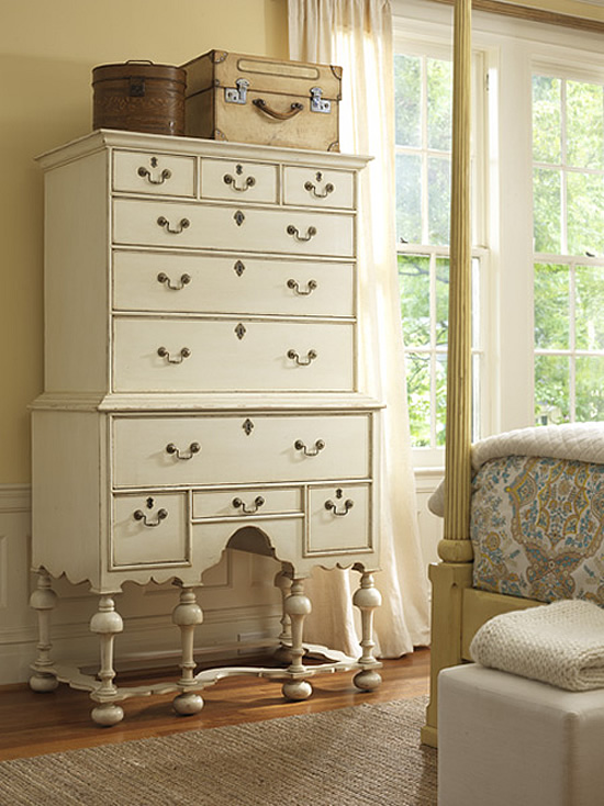 Cottage Chic Dressers, Chests