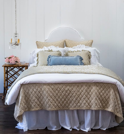 Cottage Chic Coverlets
