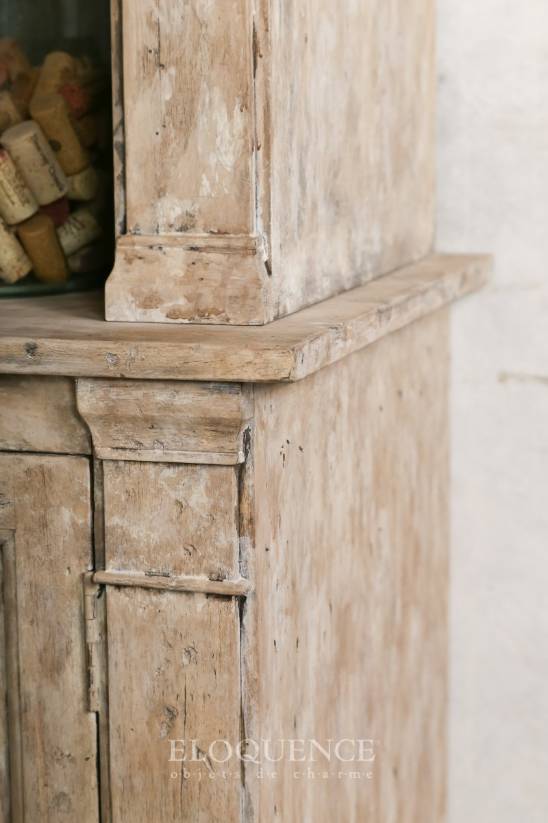 Rich hand applied patina to Baux cabinet. Swedish decor inspiration, French and Gustavian Design Style from Eloquence. #swedish #interiordesign #frenchcountry #gustavian #nordic #decoratingideas #whitedecor #eloquence #furniture