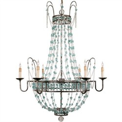 Cottage Chic Lighting Chandeliers
